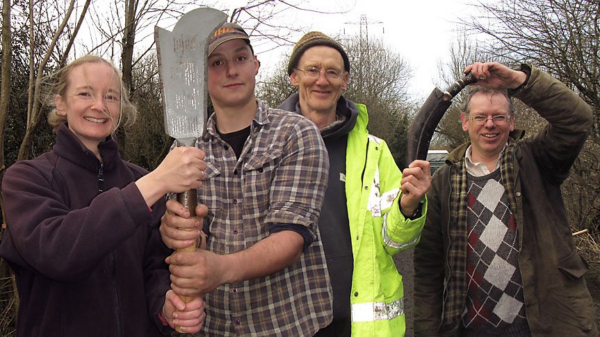 Hedgelaying competition winners 2020
