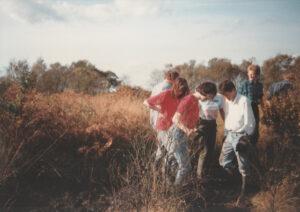1990: Chat Moss.