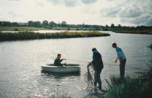 1992: Doffcocker Lodge.