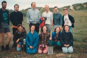 1993: Sefton Dunes.