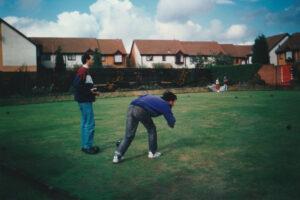 1995: The Howcroft bowling match.