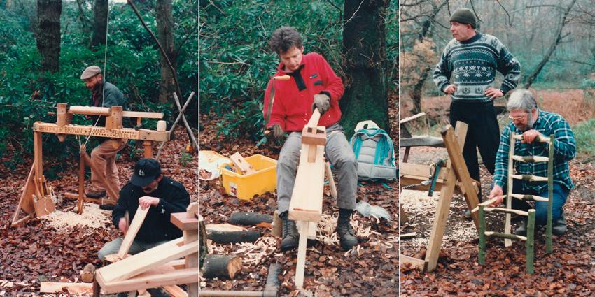 1996: Ravenden Clough, Greenwood Group.