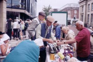 2004: Victorian street fair.