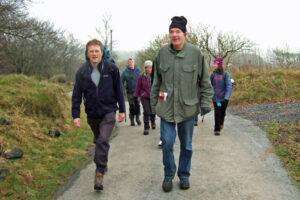 2009: Bolton to Darwen curry walk.