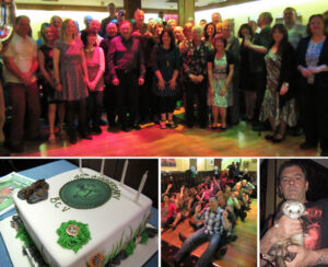 2016: BCV's 40th Birthday Party.