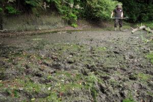 ousel's nest pond