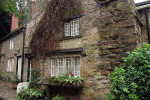 Sam Crompton's birth place.